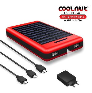 13000mah Solar Panel Portable Charger