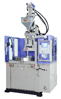 vertical plastic moulding machine