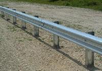 Metal Road Barrier