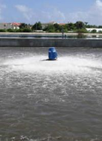 high speed floating aerator