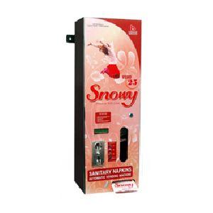 Sanitary Napkin Automatic Vending Machine