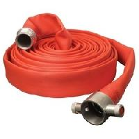 Reinforced Rubber Lined Fire Hose Pipes