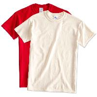 Mens Cotton Round Neck T-Shirts