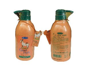 UV Protection 400ml Argussy Goat Milk Whitening Lotion