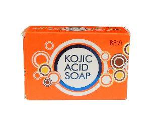 BEVI Kojic Acid Soap For Skin Brighiting And Hyper Pigmentation