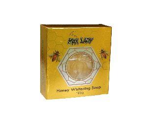 Max Lady Honey Skin Whitening Soap