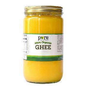 Pure Organic Ghee