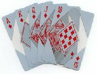 Playing Plastic Cards