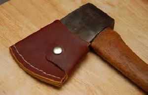 Leather Axe Covers