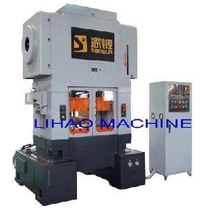Mechanical H Frame High Speed Press Machine