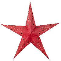 Hand Made Paper Star Lamp
