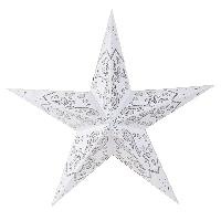 Hand Made Paper Star Lamp Shade