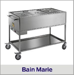 Bain Marie Counter