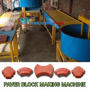 Interlocking Tiles Making Machine In Nepal