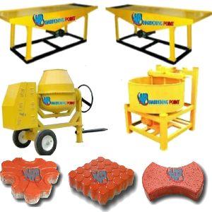 Paver Block Making Machine In Nepal