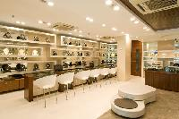 Jewelry Showroom Interior Designing