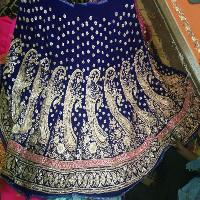 Saree Embroidery Work