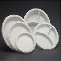 Thermocol Paper Plates