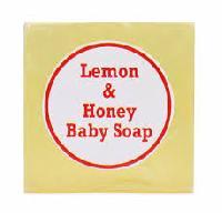 70g Lemon & Honey Baby Soap