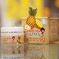 Pineapple Body Cream