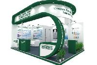 Exhibition Stall design fabrication service