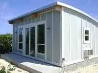 Prefabricated Remote Operated Cabin