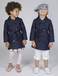 Baby Trench Coats