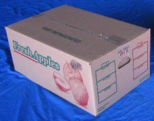 Corrugated Apple Boxes