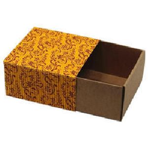 Corrugated Paper Gift Boxes