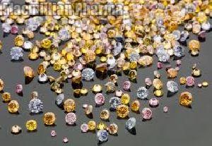 Color Rough Diamonds