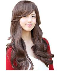 Ladies Front Lace Hair Wigs
