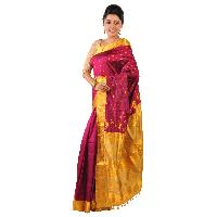 Pure Mulberry Silk Assam Saree