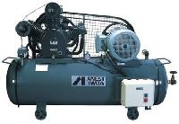 Lubricated Reciprocating Air Compressor