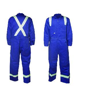 Fire Retardant Coverall (Pyrovatex)