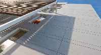 Colored Equitone Fibre Cement Tiles