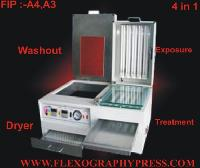 Liquid Resin A4 Stamp Making Machines