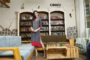 Beutiful Style Long Digital Printed Kurti