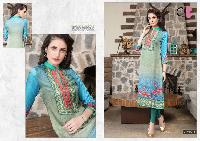 Long Printed Kurtis