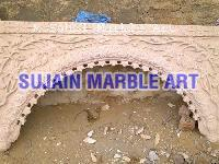 Sand Stone Carving
