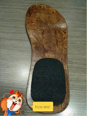 Gents Leather Slipper