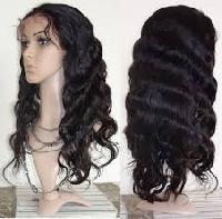 Deep Weave Machine Weft Hair