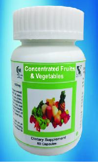 HAWAIIAN CONCENTRATED FRUITS AND VEGETABLES CAPSULE