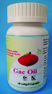 HAWAIIAN GAC OIL CAPSULES