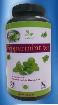 Hawaiian Peppermint Tea