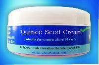 Hawaiian Quince Seed Cream