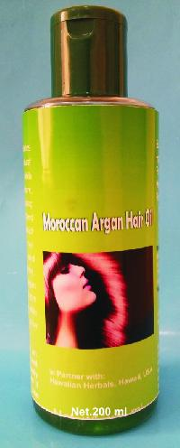 MOROCCAN ARGAN HAIR OIL