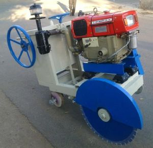 Concrete Road And Floor Cutting Machine