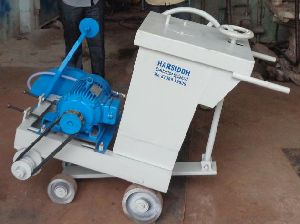 Electric Groove Cutting Machine