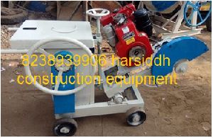 Rad Cutting And Curb Cutting Machine