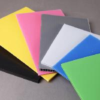 Printed Plastic Sheets